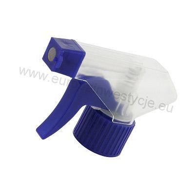 Trigger spieniający HD 01 E-3 (5) - transparentny-niebieski