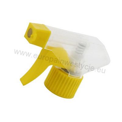Trigger spieniający HD 01-3 (5) - transparentny-żółty