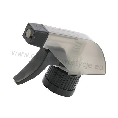 Foam trigger HD 01 F-3 - transparent-gray-black