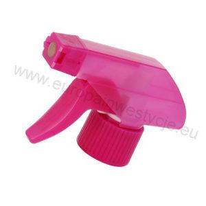 Trigger spieniający HD 01 L-3 - transparentny-różowy