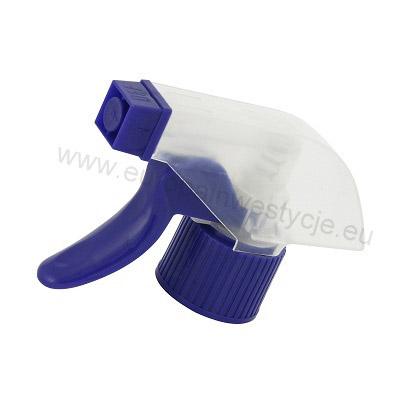 Standardmäßiger Trigger T2010 A - transparent-marineblau