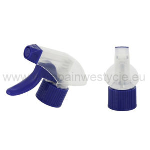 Trigger standardowy T2018 A-N - transparentny-niebieski